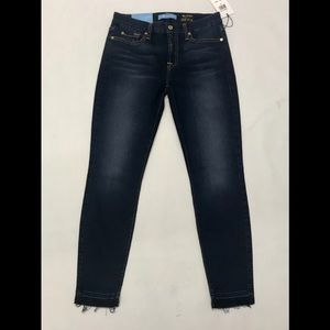 7 For All Man Kind B(air) Skinny Jeans